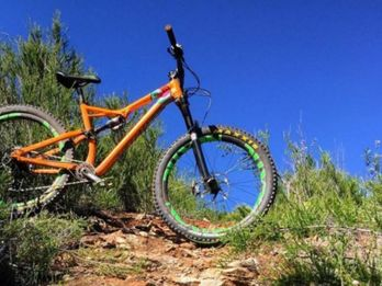 Mountain Bike Trails in Calaveras County and Ebbetts Pass Corridor