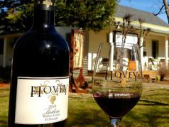 Hovey Winery Tasting Room