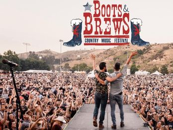 Boots & Brews Country Music Festival Ventura