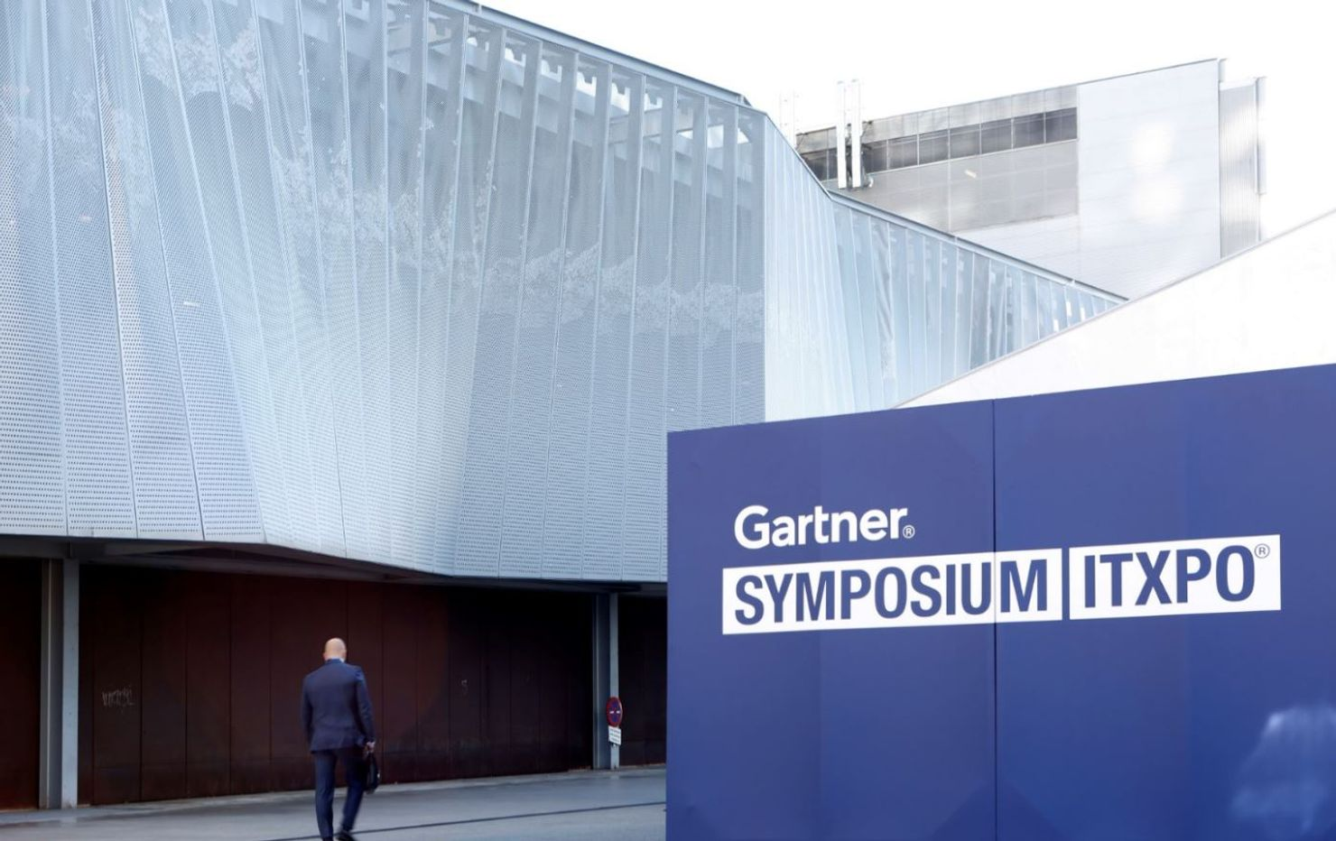 Image 1 for Gartner Symposium Orlando & Barcelona
