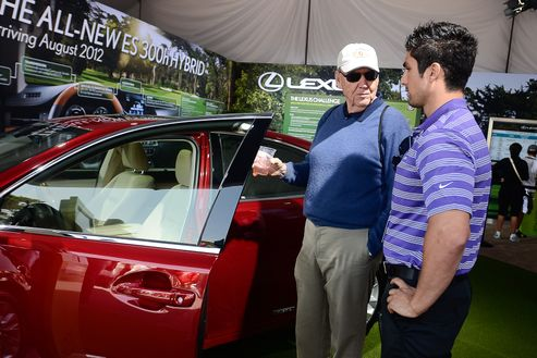 Image 2 for Lexus at the US Open