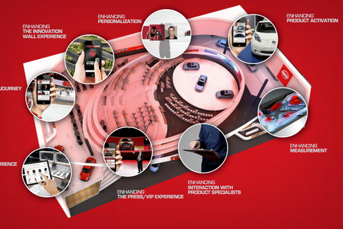 Image 6 for Nissan at NAIAS