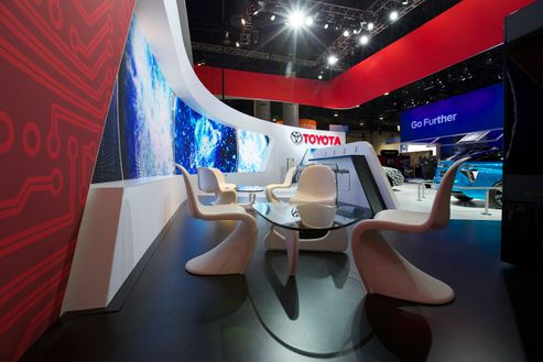 Image 7 for The Future of Mobility: Toyota at CES
