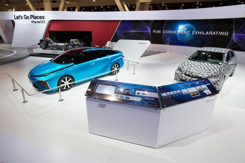 Image 6 for The Future of Mobility: Toyota at CES
