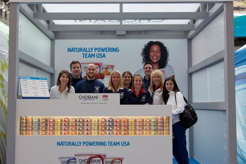 Image 2 for Chobani Heads to the Olympics