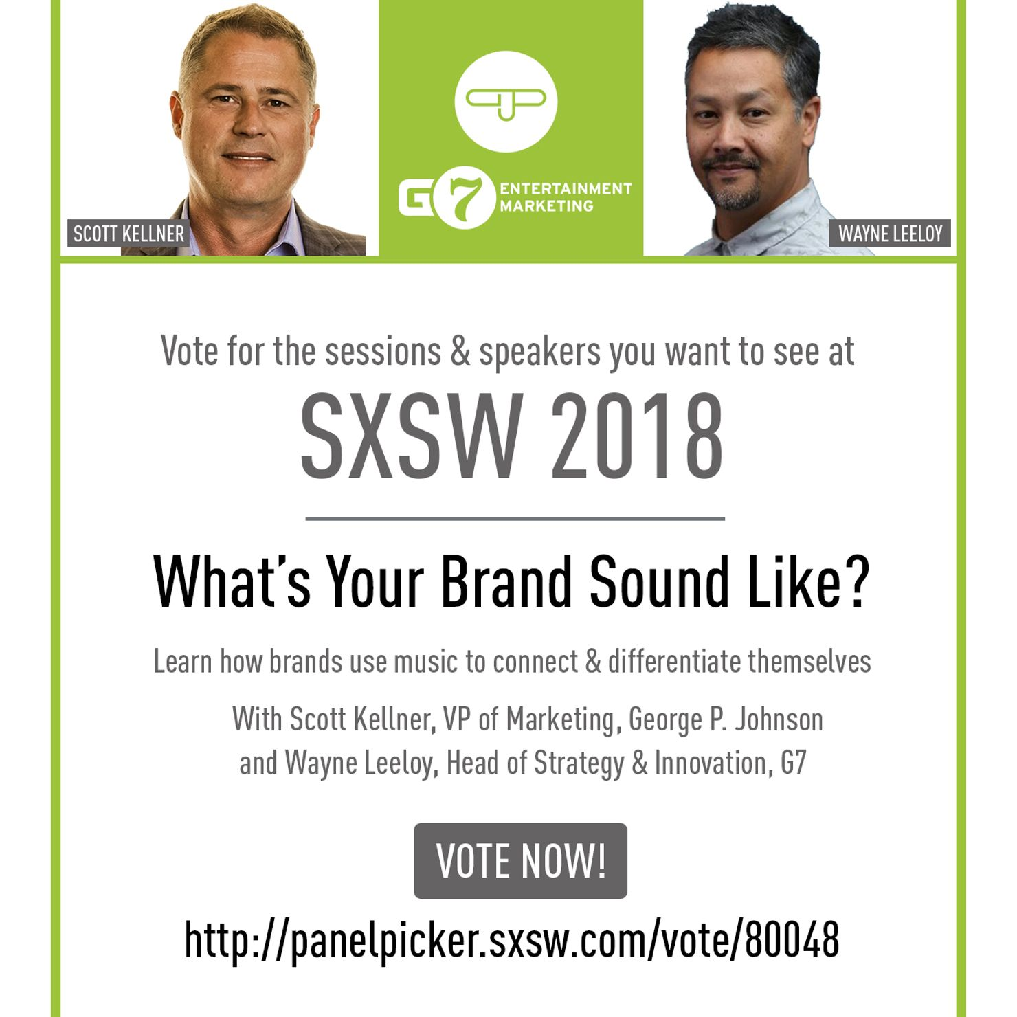 Image 1 for Help GPJ Bring Experiential to SXSW 2018!