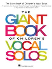Giant Book of Children's Vocal Solos, The