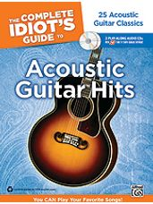 Acoustic Guitar Hits (The Complete Idiot's Guide) Book and CDs