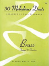 30 Melodious Duets (Trumpet and Trombone)
