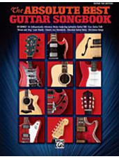 Absolute Best Guitar Songbook, The [Guitar]