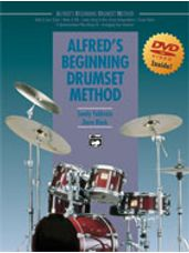 Alfred's Drumset Method (Book & DVD)