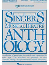 Singer's Musical Theatre Anthology - Volume 6 (Book and Audio Access)