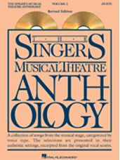 Singers Musical Theatre Anthology, The - Vol. 2 Duets (CD's Only)
