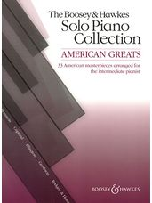 American Greats Boosey & Hawkes Solo Piano Collection