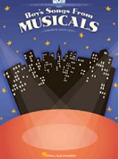 Boy's Songs from Musicals