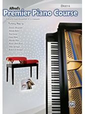 Alfred's Premier Piano Course, Duet 6