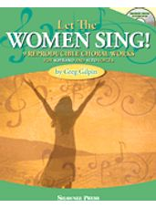Let the Women Sing (Book and CD-ROM)