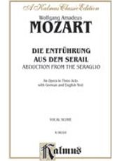 Abduction from the Seraglio [Voice], The