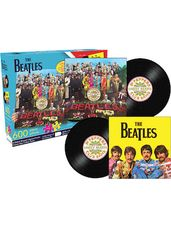 1500-Piece Puzzle - The Beatles - Sgt. Pepper