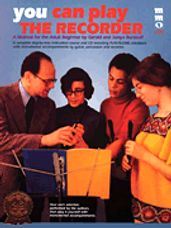 You Can Play the Recorder - Beginning Adult Method (Recorder)