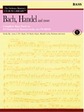 Bach, Handel and More - Volume 10 (Bass Bk/CD