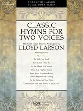 Classic Hymns for Two Voices (Book/CD)