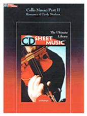Cello Music: The Ultimate Collection, Part II