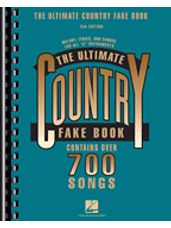 Ultimate Country Fake Book - 5th Edition