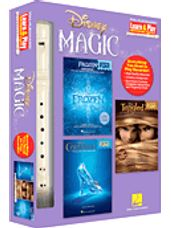 Disney Magic - Learn & Play Recorder Pack (Recorder and Books)