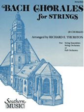 Bach Chorales For Strings ( 28 Chorales)