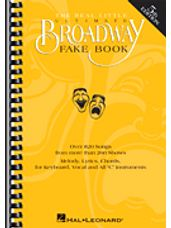 Real Little Ultimate Broadway Fake Book - 4th Edition