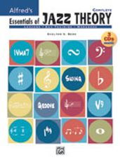 Alfred's Essentials of Jazz Theory (Complete 1-3 Bk/CD)