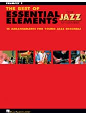 Best of Essential Elements for Jazz Ensemble, The (Trumpet 1)