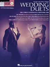 Wedding Duets for Male & Female Singers (Pro-Vocal Book & CD)