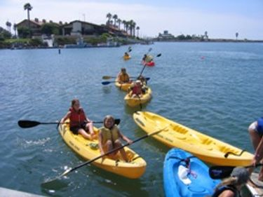 City of Ventura, Leo Robbins Community Sailing Center